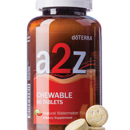 doTERRA Essential Oils A2Z Chewables