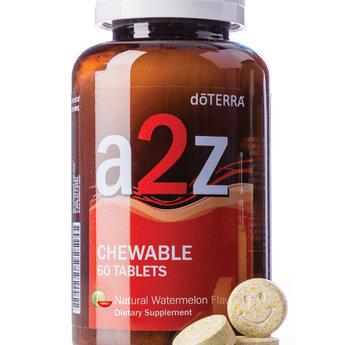 doTERRA Essential Oils A2Z Chewables (kauwsupplement)