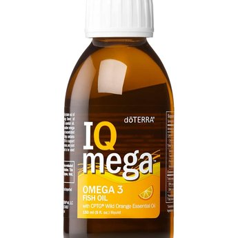 doTERRA IQ Mega - Omega 3 Visolie