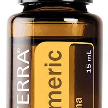 doTERRA Kurkuma essentiële olie 15 ml.