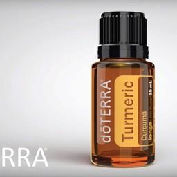 doTERRA Essential Oils Kurkuma essentiële olie