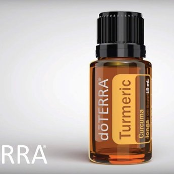 doTERRA Essential Oils Kurkuma essentiële olie 15 ml.