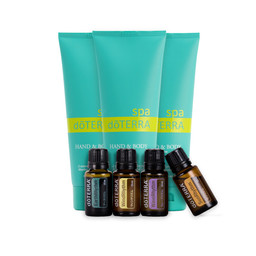 doTERRA Essential Oils SPA Hand & Body Lotion