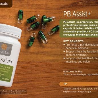 doTERRA Essential Oils PB Assist+