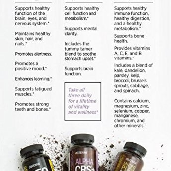 doTERRA Essential Oils Lifelong Vitality Pack Voedingssupplementen