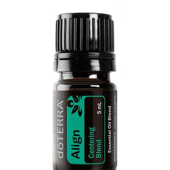 doTERRA Essential Oils Align Centering blend 5 ml.
