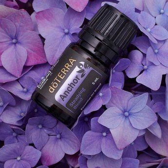 doTERRA Essential Oils Anchor Steadying blend 5 ml.