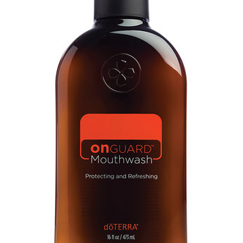 doTERRA Essential Oils On Guard Mouthwash 473 ml.