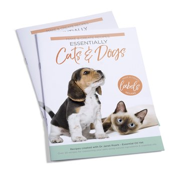 Essential Oil Supplies Essentially Cats & Dogs: Make & Create Recipes
