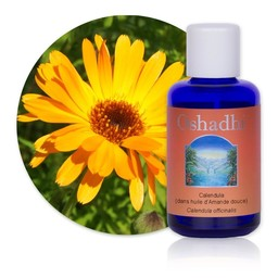 Oshadi Calendula in almond oil