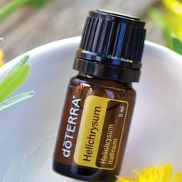 doTERRA Helichrysum essentiële olie