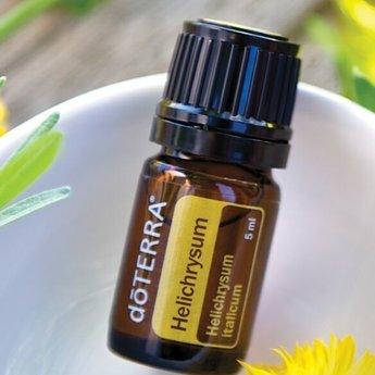 doTERRA Helichrysum essential oil 5 ml.