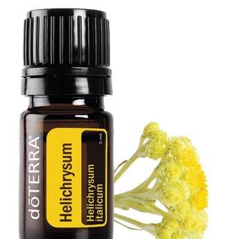 doTERRA Essential Oils Helichrysum essentiële olie 5 ml.