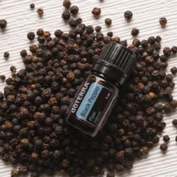 doTERRA Essential Oils Black Pepper essential oil