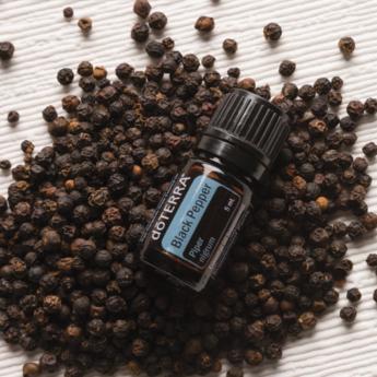 doTERRA Essential Oils Black Pepper essential oil 5 ml.