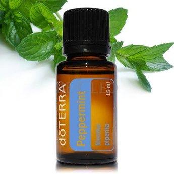 doTERRA Pepermunt (Peppermint) Essentiële Olie enkelvoudige olie