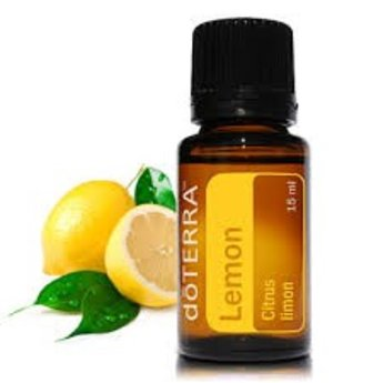 doTERRA Essential Oils Lemon Essential Oil 15 ml.