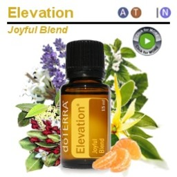 doTERRA Essential Oils Elevation Essential Oil blend