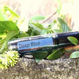 doTERRA Essential Oils Deep Blue Roll On Essential Oil