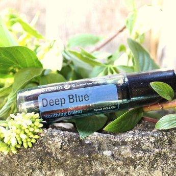 doTERRA Essential Oils Deep Blue Roll On Essential Oil - Verzachtende Samenstelling