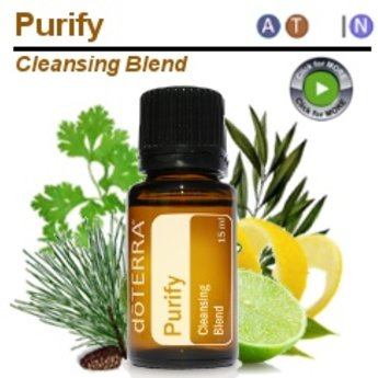 doTERRA Purify Essential Oil - Cleansing blend