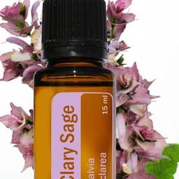 doTERRA Essential Oils Clary Sage Essentiële Olie