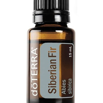 doTERRA Essential Oils Siberian Fir essential oil 15 ml.