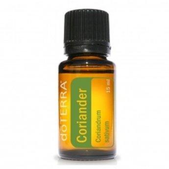 doTERRA Coriander essentiële olie 15 ml.