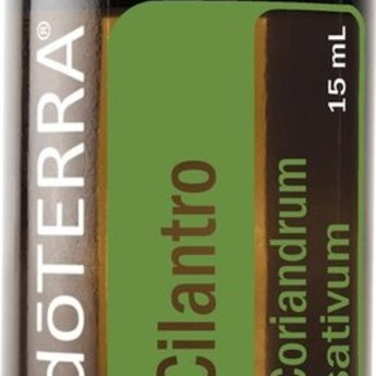 doTERRA Essential Oils Cilantro essentiële olie 15 ml.