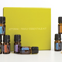 doTERRA Essential Oils Family Wellness Kit
