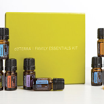 doTERRA Essential Oils Family Essentials Kit