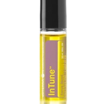 doTERRA InTune Focus Blend Roll On Essential Oil