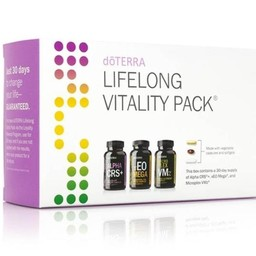 doTERRA Essential Oils Lifelong Vitality Pack