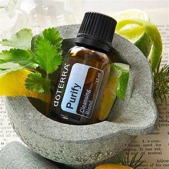 doTERRA Essential Oils Purify Essentiële Olie - Reinigende Samenstelling