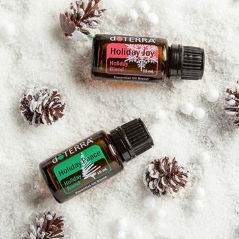 doTERRA Essential Oils Holiday Peace Holiday blend 15 ml.