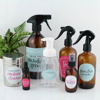 Essential Oil Supplies An Essentially Clean Home