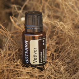 doTERRA Essential Oils Vetiver essentiële olie