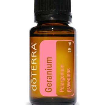 doTERRA Essential Oils Geranium Essentiële Olie