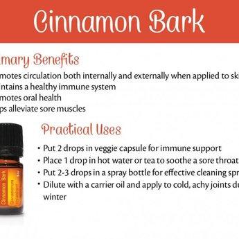 doTERRA Essential Oils Cinnamon Essential Oil