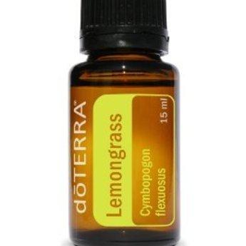 doTERRA Essential Oils Citroengras Etherische Olie (Lemongrass)