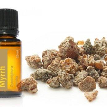 doTERRA Essential Oils Myrrh Essential Oil