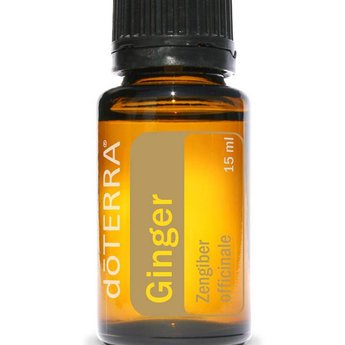doTERRA Essential Oils Gember Etherische Olie 15 ml.