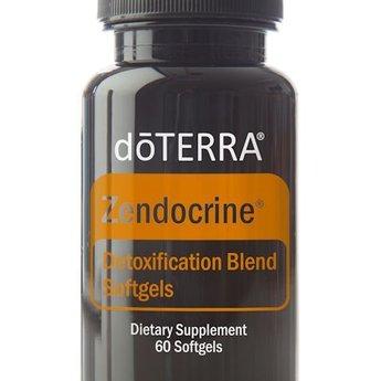 doTERRA Essential Oils Zendocrine Detoxification Blend softgels