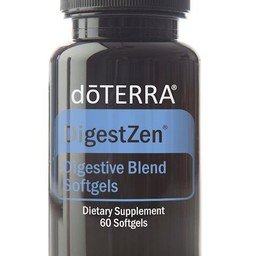 doTERRA Essential Oils Zengest Softgels