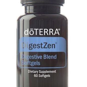 doTERRA Essential Oils Zengest Softgels 60 st.