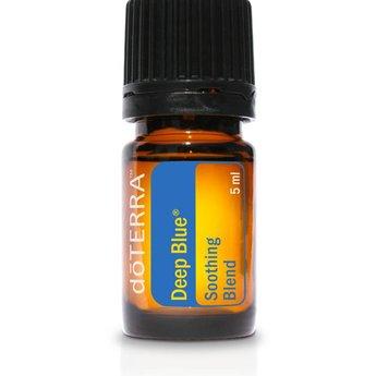 doTERRA Essential Oils Deep Blue verzachtende samenstelling 5 ml.