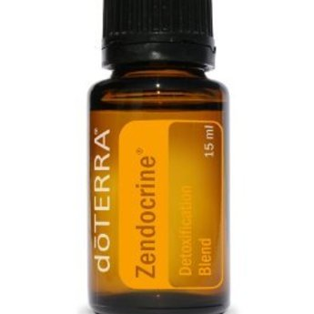 doTERRA Essential Oils Zendocrine Detoxification Blend Essentiële Olie