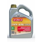 Ardeca Lubricants Bundel Synth Ultra 5W30 5L volsyntheet met 250ML WS2-E