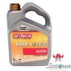 Ardeca Lubricants Bundel Synth V 0W30 A5/B5 Volvo 5 Liter met 1 x 250ml WS2-E