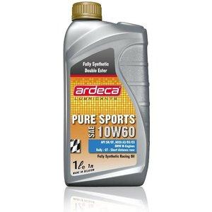 Ardeca Lubricants Pure Sports 10W60 Double ester volsyntetische motorolie 5L